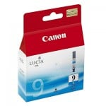 Canon PGI-9C Cyan Genuine InkJet Cartridge