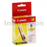 Genuine Canon BCI-6Y Yellow Ink Cartridge