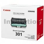 Canon LBP 5200 / MFC 8180 (CART-301D) Genuine Drum Unit - 20,000 pages in Black, 5,000 pages in Colour