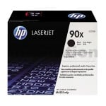 1 x HP CE390X (90X) Genuine Black High Yield Toner Cartridge - 24,000 Pages