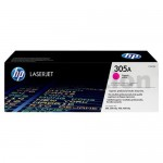 HP CE413A (305A) Genuine Magenta Toner Cartridge - 2,600 Pages