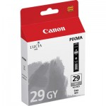 Genuine Canon PGI-29GY Grey Ink Cartridge