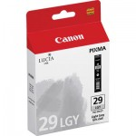 Genuine Canon PGI-29LGY Light Grey Ink Cartridge