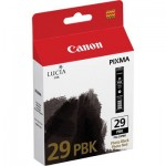 Genuine Canon PGI-29PBK Photo Black Ink Cartridge