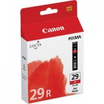 Genuine Canon PGI-29R Red Ink Cartridge