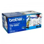 Genuine Brother TN-150C Cyan Toner Cartridge - 1,500 pages
