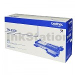 1 x Brother TN-2250 Genuine Toner Cartridge - 2,600 pages