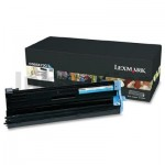 Lexmark (C925X73G) Genuine Cyan Image Unit - 30,000 pages