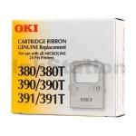 OKI GENUINE Ribbon MICROLINE 380 390E 390T 391E 391T - approx 3M characters (44641601)