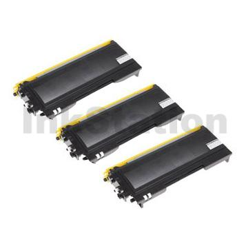 3 x Brother TN-2150 Compatible Toner - 2,600 pages