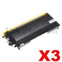 3 x Brother TN-3340 Compatible Toner - 8,000 pages