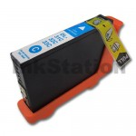 Dell V525W (Series 33) Cyan Extra High Yield Compatible Ink Cartridge - 700 pages