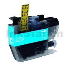 Brother LC-3319XL C Compatible Cyan Ink Cartridges - 1,500 pages (High Yield of Brother LC-3317 C)