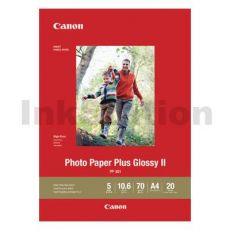 Canon PP301A4 Genuine Photo Paper Plus Glossy 265gsm A4 - 20 sheets