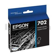 Epson 702 (C13T344192) Genuine Black Inkjet Cartridge