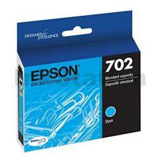 Epson 702 (C13T344292) Genuine Cyan Inkjet Cartridge