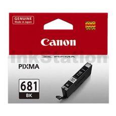 Canon CLI-681BK Genuine Black Inkjet Cartridge - 250 pages