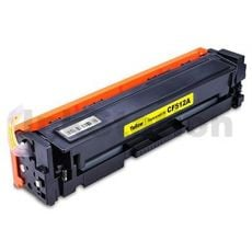 HP 204A (CF512A) Compatible Yellow Toner Cartridge - 900 pages