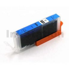 Canon CLI-681XXLC Extra High Yield Compatible Cyan Inkjet Cartridge - 760 pages