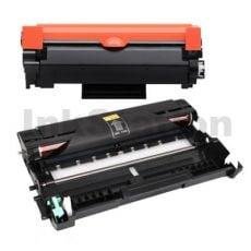 Brother Compatible TN-2450 Toner Cartridge + Compatible DR-2425 Drum Unit Combo