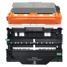 Brother Compatible TN-3340 Toner Cartridge + Compatible DR-3325 Drum Unit Combo