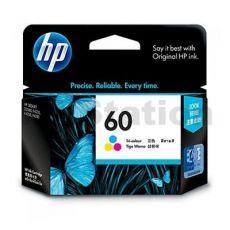 HP 60 Genuine Colour Inkjet Cartridge CC643WA - 165 Pages