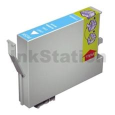 Compatible Epson T0815 81N HY Light Cyan Ink Cartridge - 855 pages [C13T111592]