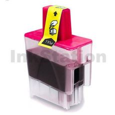 Brother Compatible LC-47M Magenta Ink Cartridge - 400 pages