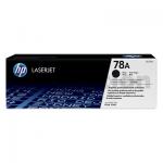 1 x HP 78A CE278A Genuine Black Toner Cartridge - 2,100 Pages