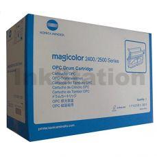 Konica Minolta QMS Magicolour 2400 / 2500 Series Genuine  Drum Unit (1710591001)- 45,000 pages