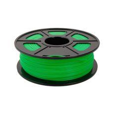 1 x ABS 3D Filament 1.75mm Green - 1KG