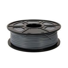 1 x ABS 3D Filament 1.75mm Silver - 1KG