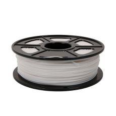 1 x ABS 3D Filament 1.75mm White - 1KG