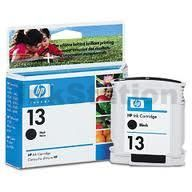 HP 13 Genuine Black Inkjet Cartridge C4814A - 850 Pages