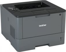 Brother HL-L5100DN Monochrome Laser Printer with Automatic 2-sided Printing
