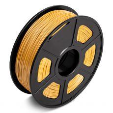 1 x PLA 3D Filament 1.75mm Gold - 1KG