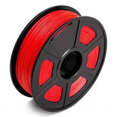 1 x PLA 3D Filament 1.75mm Red - 1KG
