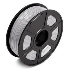 1 x PLA 3D Filament 1.75mm Grey - 1KG
