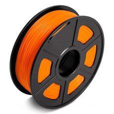 1 x ABS 3D Filament 1.75mm Orange - 1KG