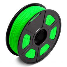 1 x PETG 3D Filament 1.75mm Green - 1KG