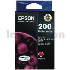 Epson 200 (C13T200392) Genuine Magenta Inkjet Cartridge - 165 pages