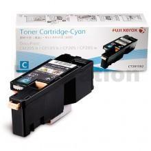 Genuine Fuji Xerox DocuPrint CP105 CP205 CM205 CM215 CP215 Cyan Toner Cartridge (CT201592) - 1,400 pages