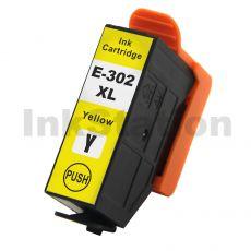 Epson 302XL (C13T01Y492) Compatible Yellow High Yield Inkjet Cartridge