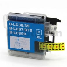 Brother LC-39C Compatible Cyan(High-Capacity) - 260 pages