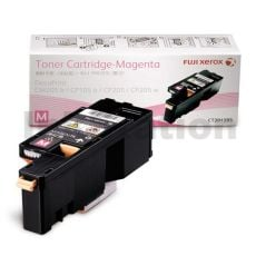Genuine Fuji Xerox DocuPrint CP105 CP205 CM205 CM215 CP215 Magenta Toner Cartridge (CT201593) - 1,400 pages