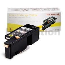 Genuine Fuji Xerox Docuprint CP105 CP205 CM205 CM215 CP215 Yellow Toner Cartridge (CT201594) - 1,400 pages