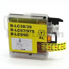 Brother LC-67Y Compatible Yellow