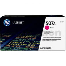 HP CE403A (507A) Genuine Magenta Toner Cartridge - 6,000 Pages