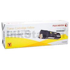 Fuji Xerox DocuPrint CP305d,CM305df Genuine Yellow Toner Cartridge - 3,000 pages (CT201635)