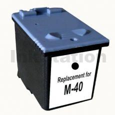 Compatible Samsung INK-M40 Black InkJet Cartridge